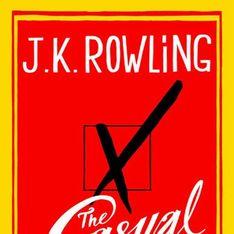 La primera novela para adultos de J.K. Rowling