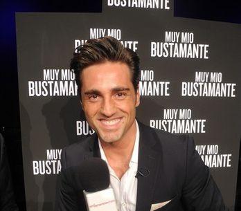 David Bustamante presenta Muy Mío, su primera fragancia