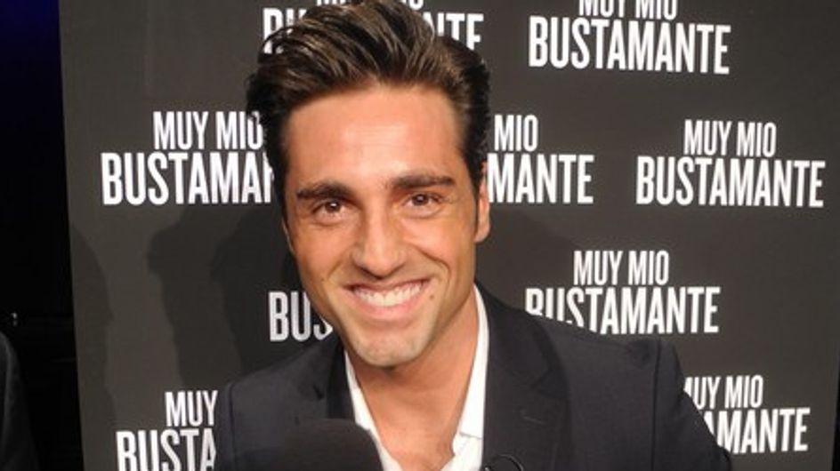 """David Bustamante presenta """"Muy Mío"""", su primera fragancia"""
