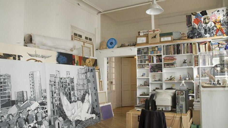 Open Studio: el arte desde dentro