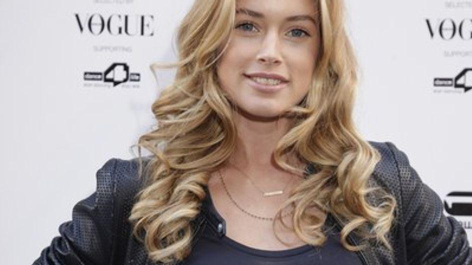 Doutzen Kroes inaugura la primera tienda G-Star Women en el mundo