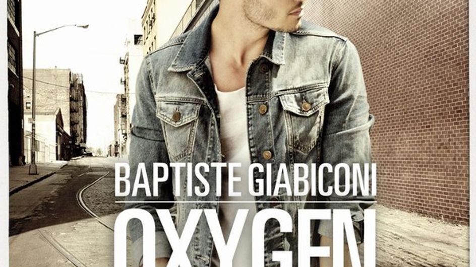 Baptiste Giabiconi publica su primer disco