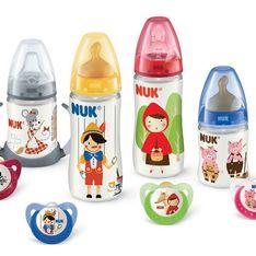 Erase una vez..., la nueva colección de chupetes y biberones de Nuk