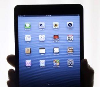 Apple lanza la versión mini del iPad