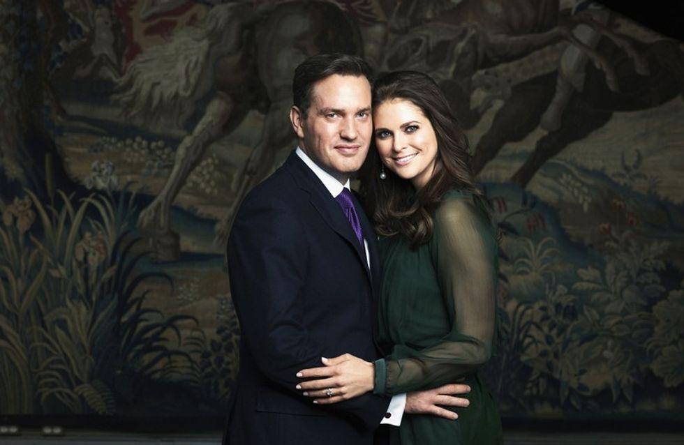 Magdalena de Suecia se casará el próximo verano