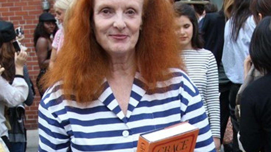 Grace Coddington publica sus memorias