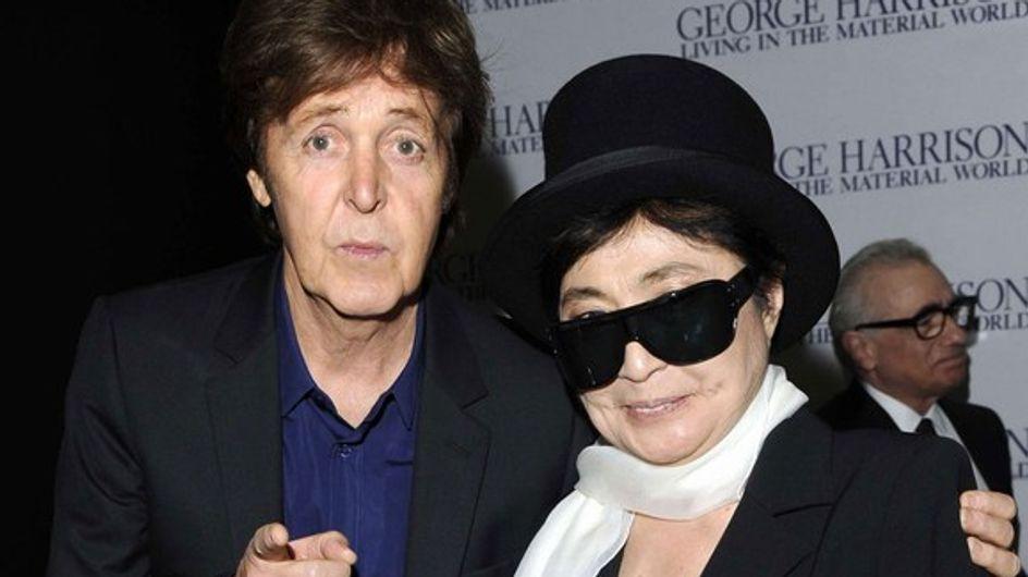 Paul McCartney reconoce que Yoko Ono no separó a los Beatles