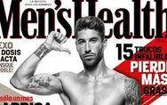 Sergio Ramos luce cuerpazo en la portada de Men's Health