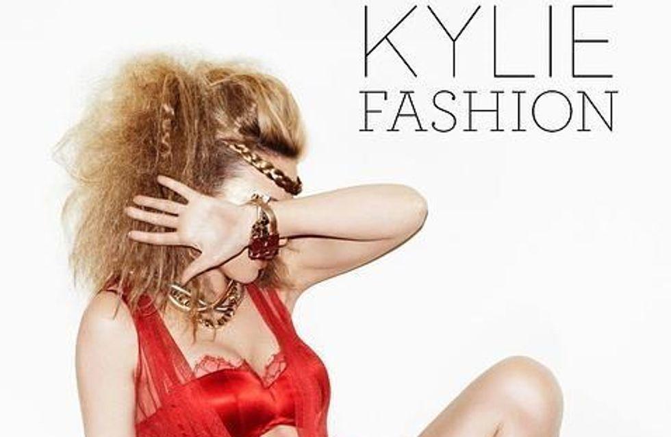 Kylie Minogue lanza un libro sobre sus 25 años de carrera musical