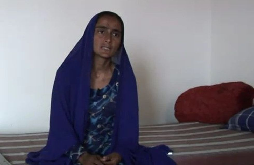 Muere una niña en Pakistán a manos de sus padres