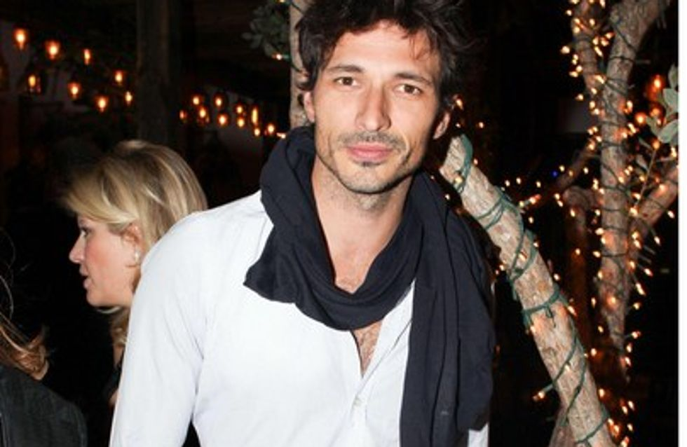 Andrés Velencoso debuta como actor en Fin