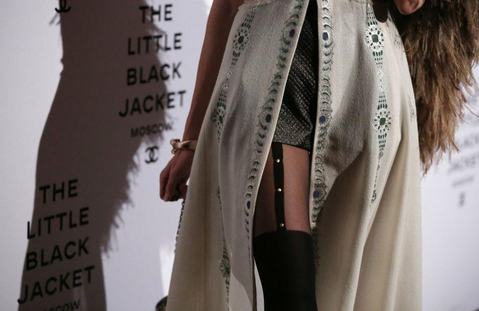Llega a Moscú la exposición Little Black Jacket de Chanel