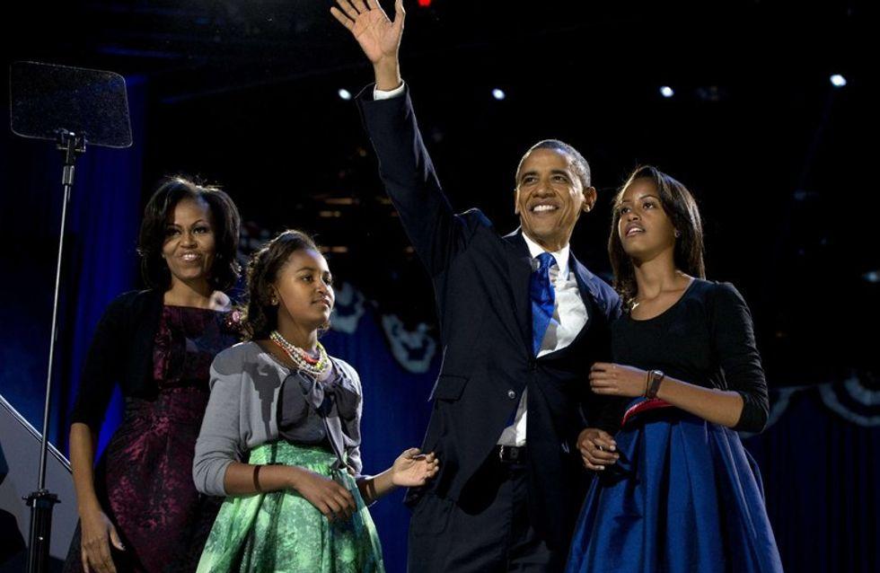 Barack Obama, reelegido