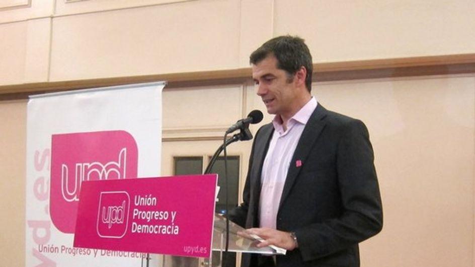 Toni Cantó parodia a los nacionalistas catalanes