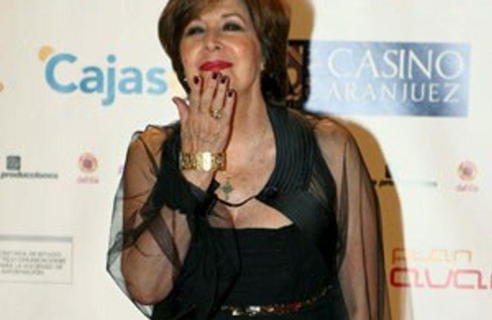 Concha Velasco recibirá el Goya de Honor 2013
