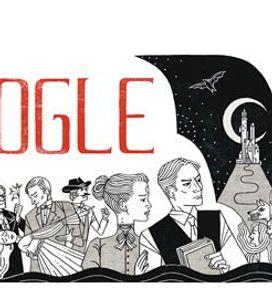 Google homenajea al creador de Drácula en su 165 aniversario