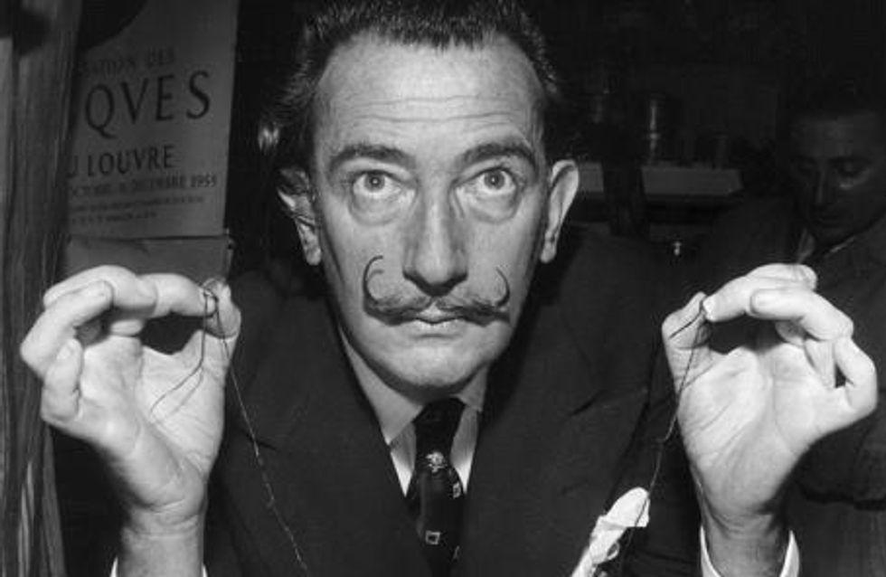La primera exposición retrospectiva del genio Salvador Dalí