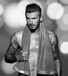 David Beckham vuelve a posar en calzoncillos para H&M