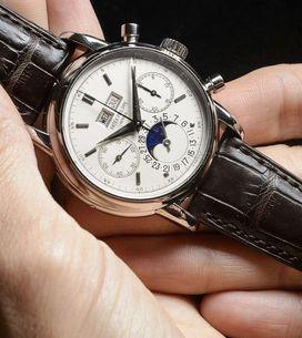 Subastan el reloj de Eric Clapton por 2,9 millones de euros