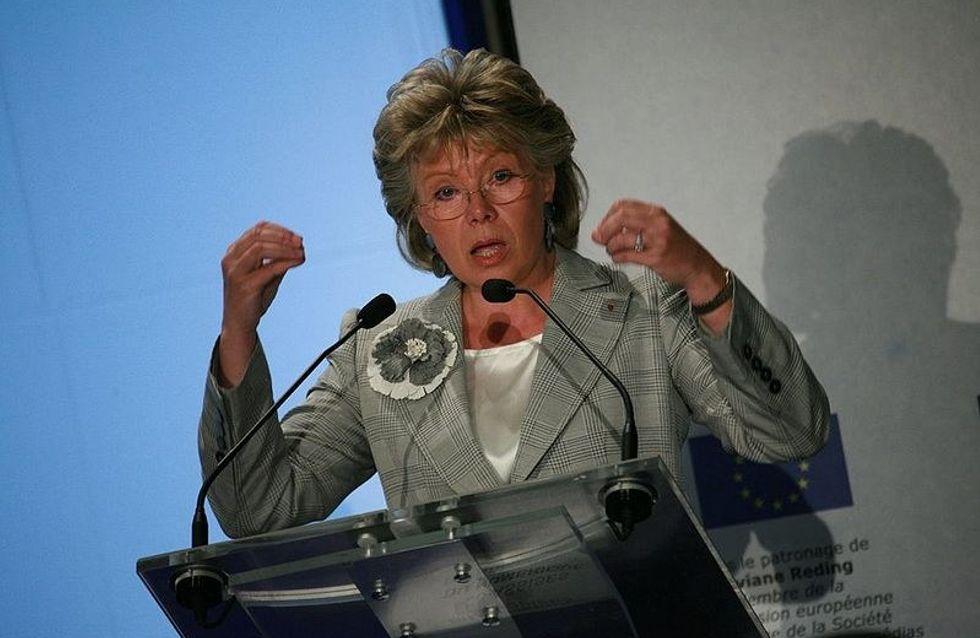 La cuota femenina aprobada en Bruselas