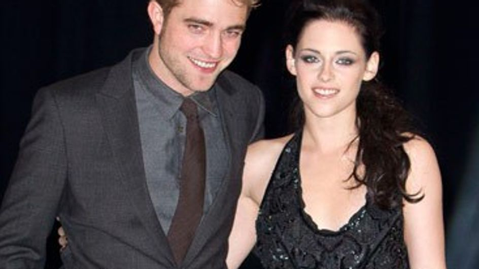 ¡Kristen Stewart y Robert Pattison visitan hoy nuestro país!