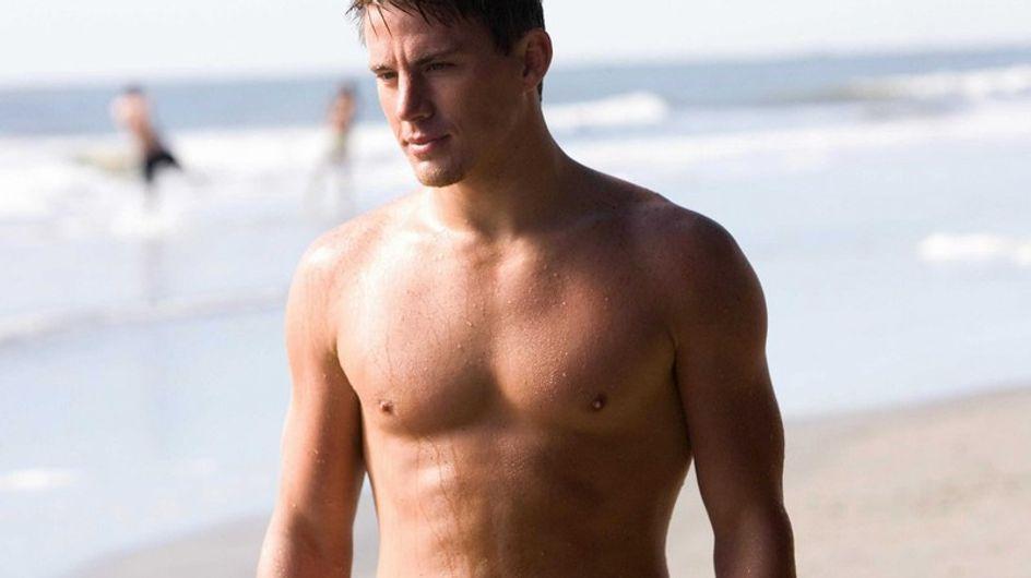 Channing Tatum, el hombre más sexy del mundo