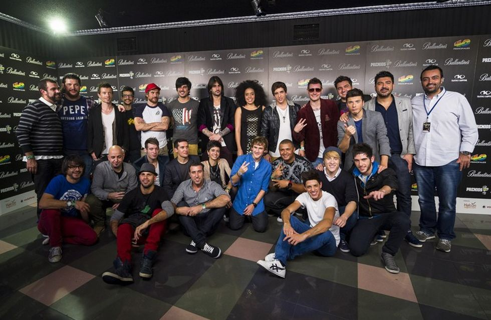 Alejandro Sanz y Pablo Alborán los más nominados en los Premios 40 Principales
