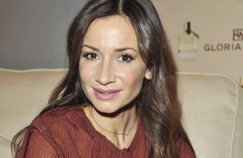Cecilia Gómez: madrina del primer perfume de Gloria Ortiz