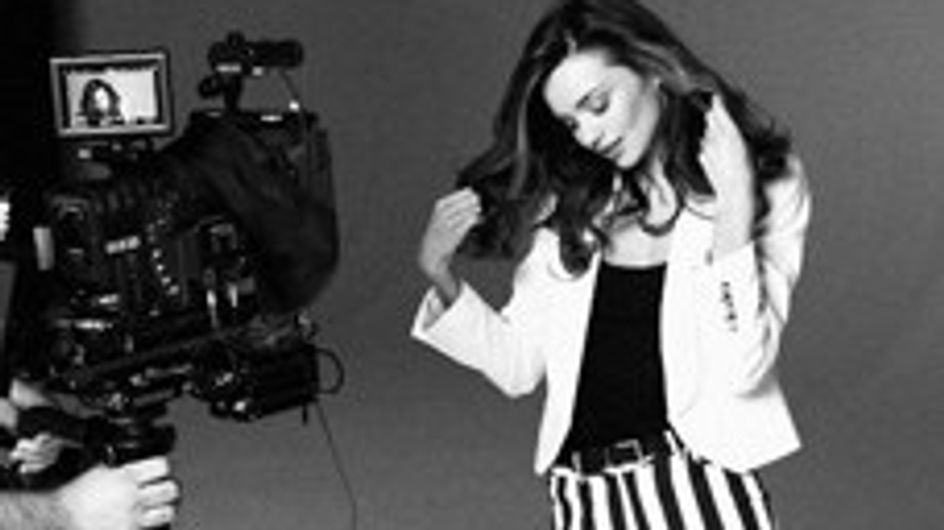 Miranda Kerr sustituye a Kate Moss para Mango