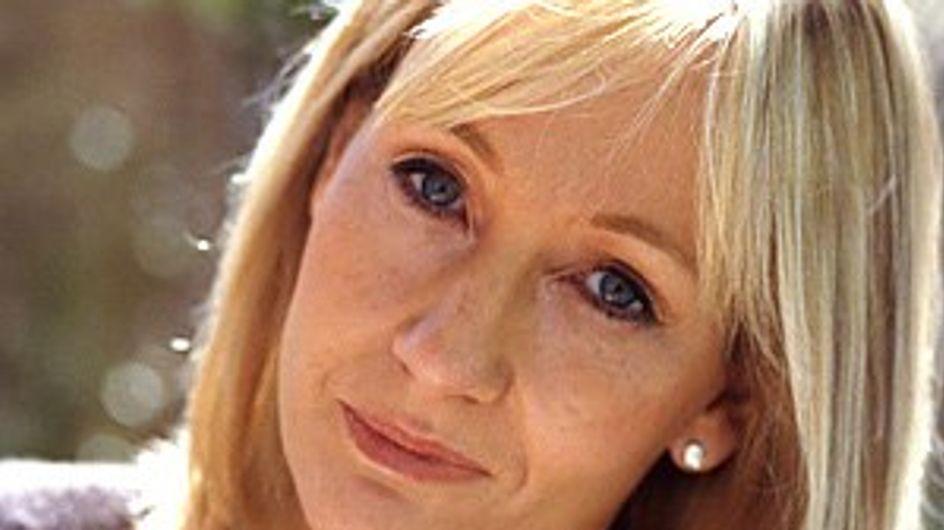 J. K. Rowling publica un e-book con fines solidarios