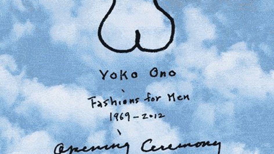 Yoko Ono diseña para Opening Ceremony