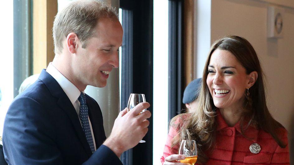 Kate Middleton : Elle a la main leste sur le whisky…