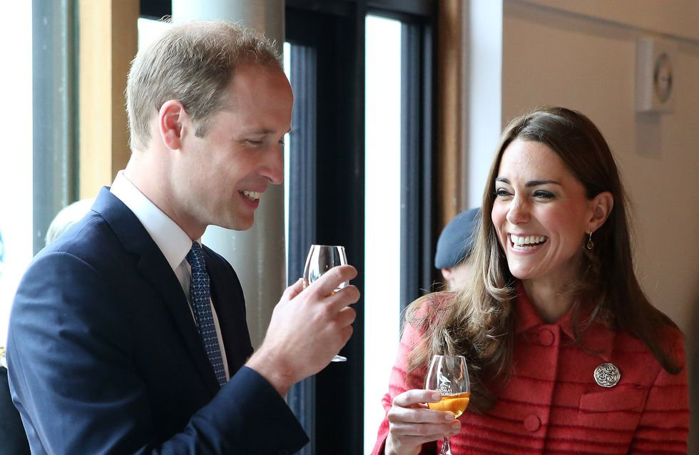 Kate Middleton : Elle a la main leste sur le whisky…