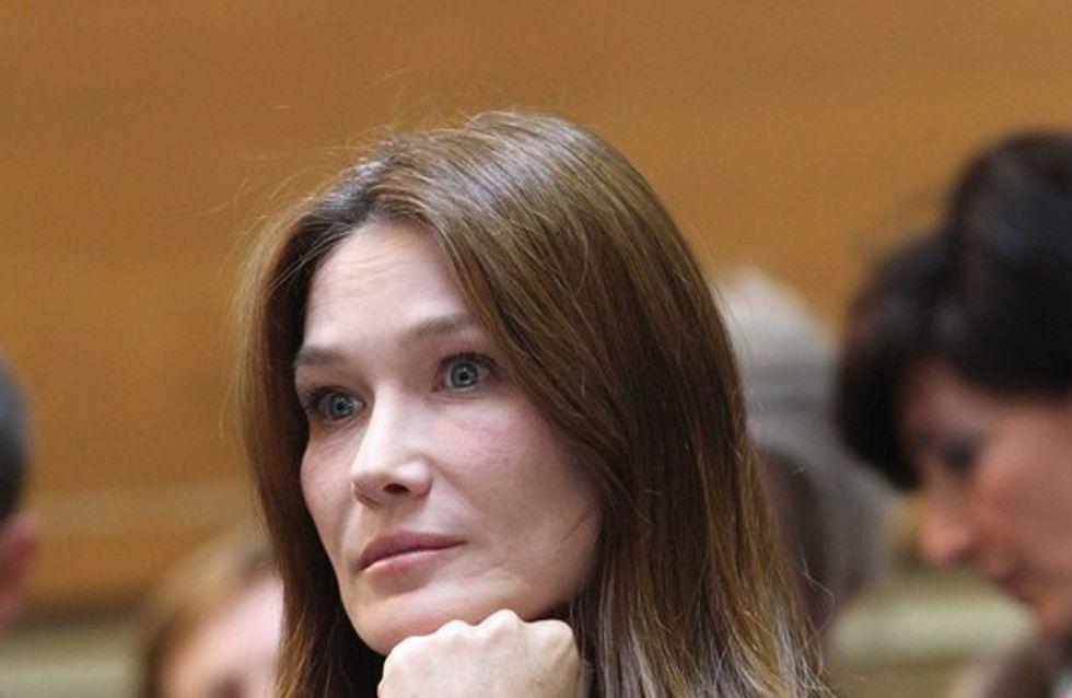 Carla Bruni se disculpa por sus polémicas declaraciones