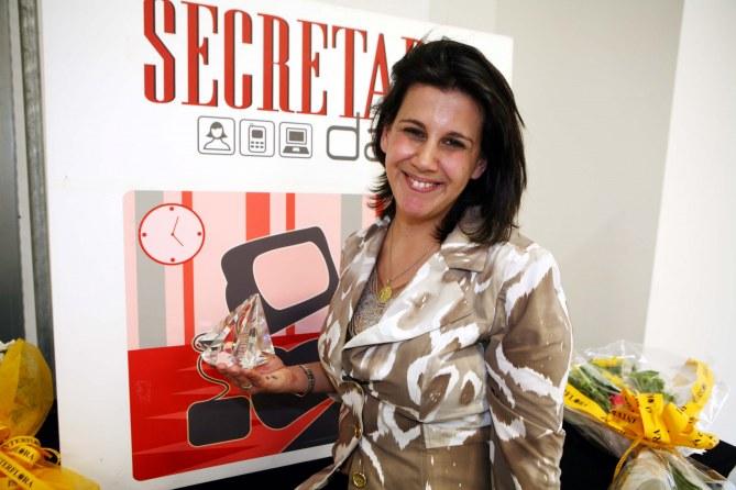 Chiara Agnese Azzarello Assistente dell'Anno 2014