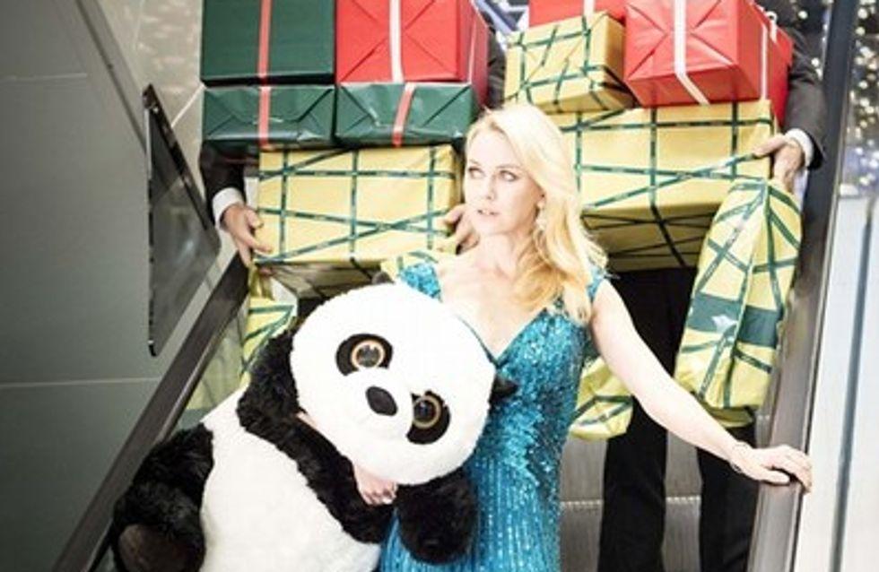 Naomi Watts es la estrella de esta Navidad