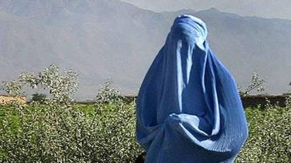 El arte desde dentro de un burka