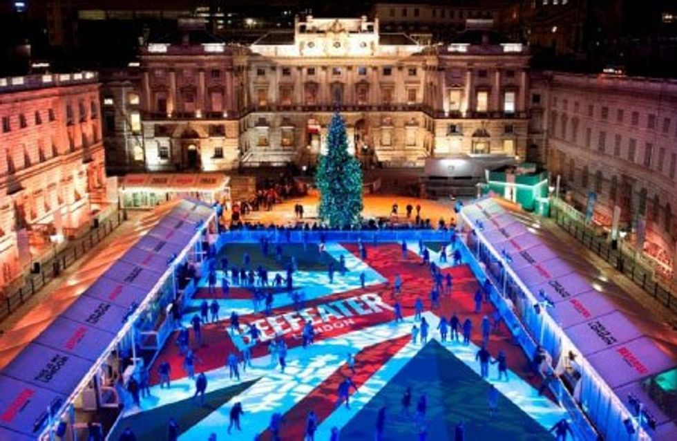 Beefeater London Market, la Navidad de Londres en el centro de Madrid