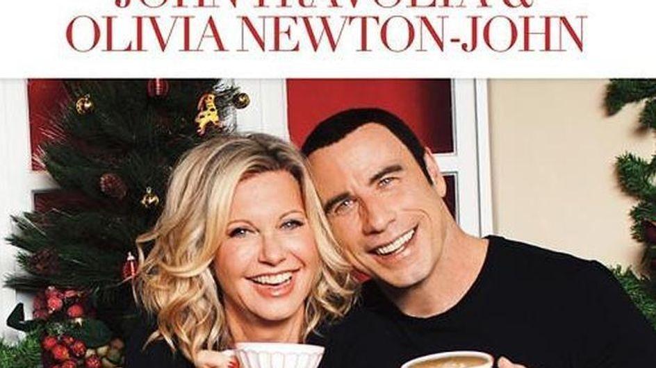 Olivia Newton John y John Travolta, juntos por una buena causa
