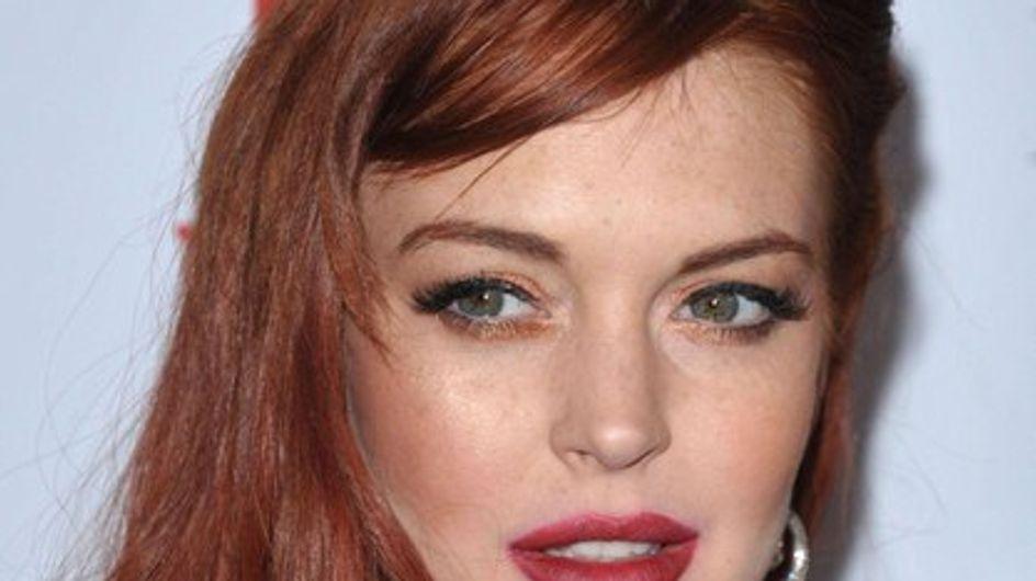 Lindsay Lohan vende su ropa para conseguir dinero