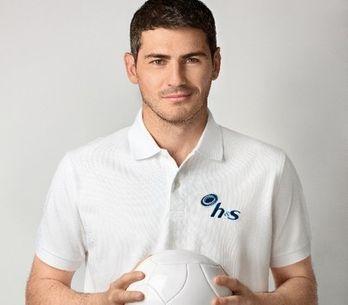 Iker Casillas es la nueva imagen de h&s