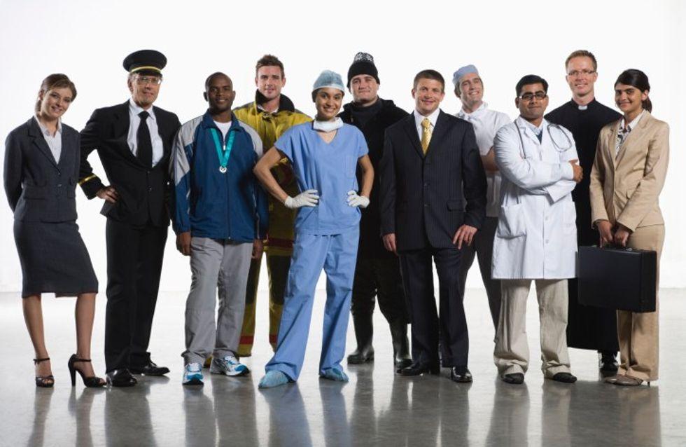 Los 10 trabajos más estresantes de 2012