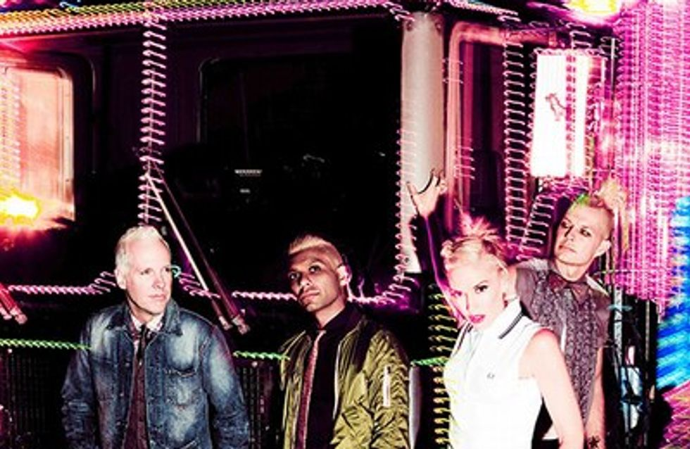 No Doubt colabora con Fred Perry