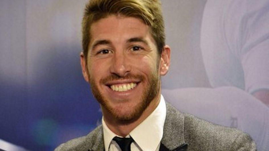 Sergio Ramos felicita la navidad con un limitado inglés