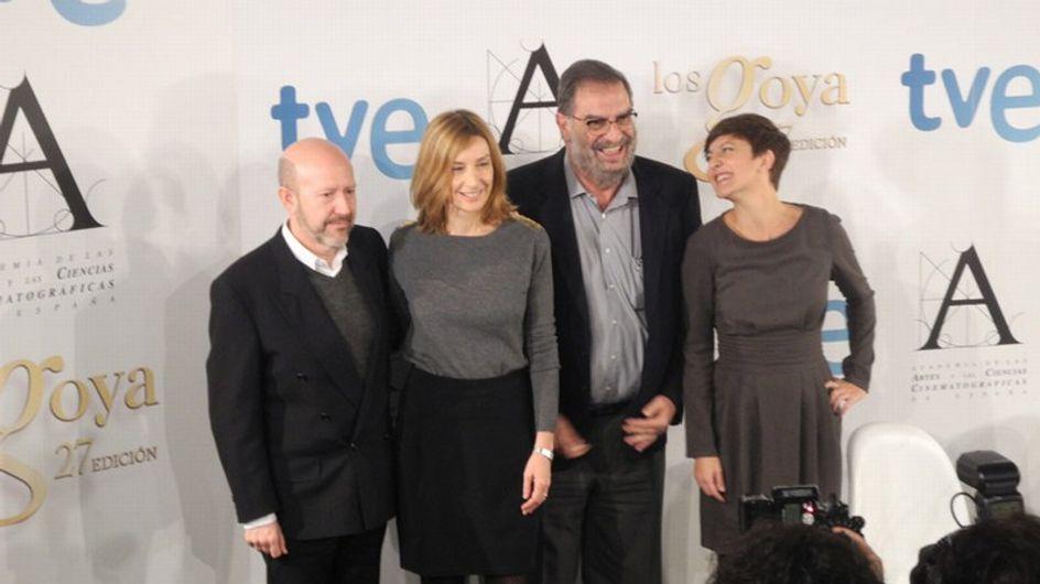 Los Premios Goya cambian de sede en su XXVII edición