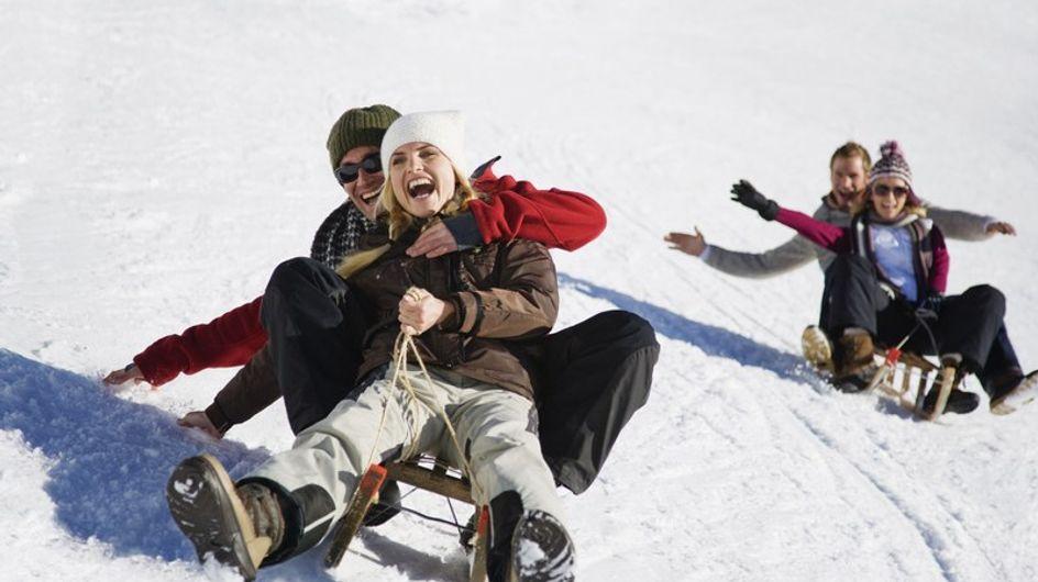 Deportes de invierno: diviértete sin lesionarte