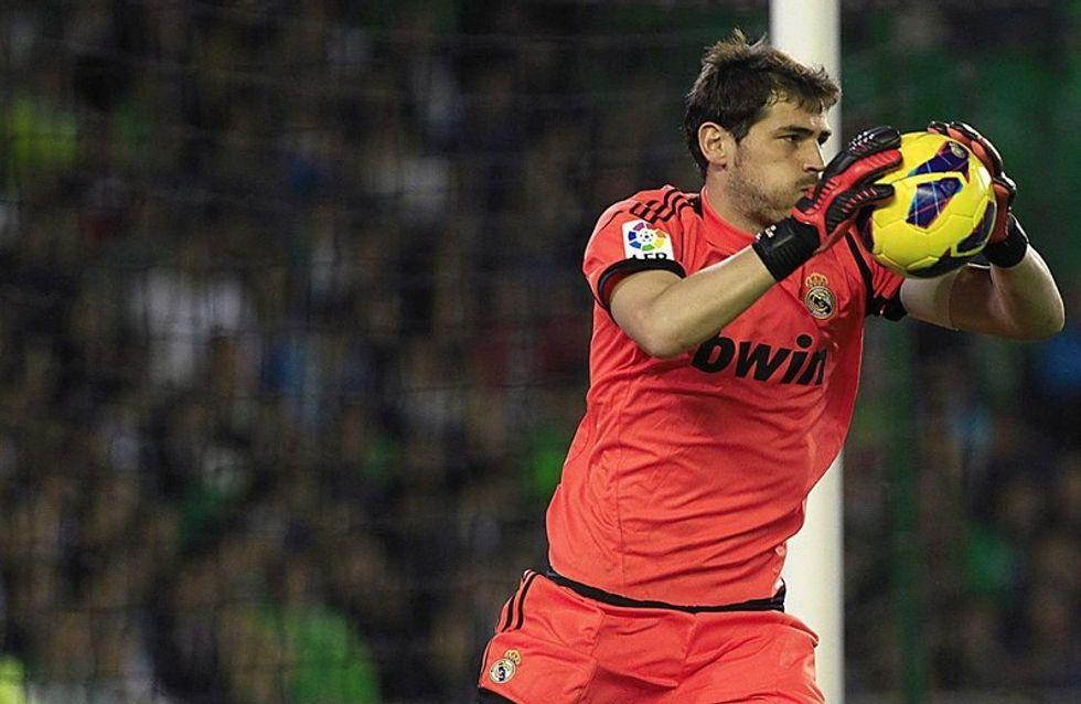 Iker Casillas es el mejor portero del mundo