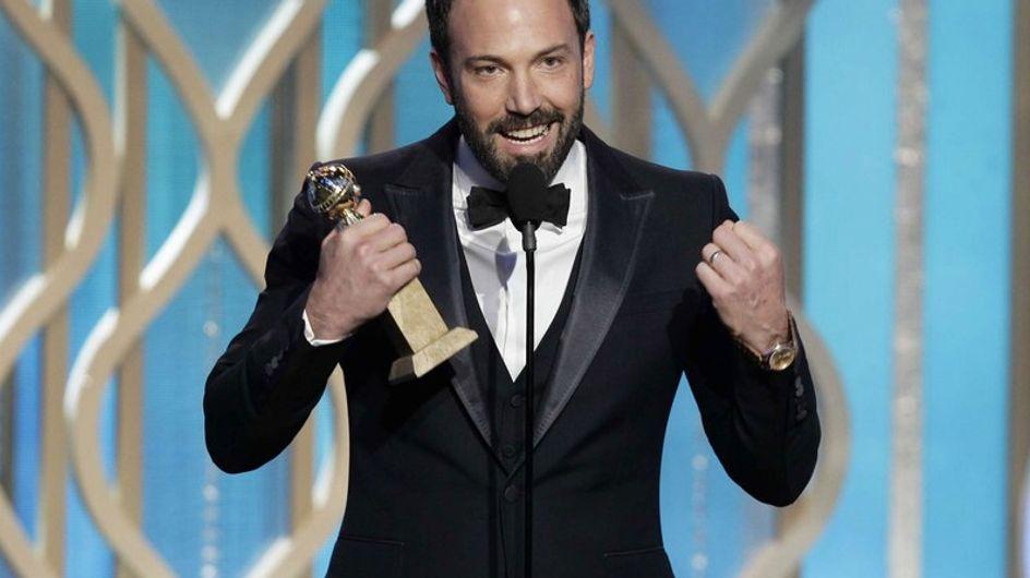 """""""Argo"""" y """"Los Miserables"""" triunfan en los Globos de Oro"""