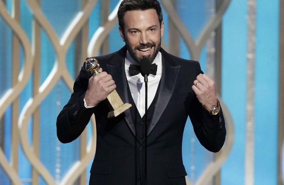 Argo y Los Miserables triunfan en los Globos de Oro