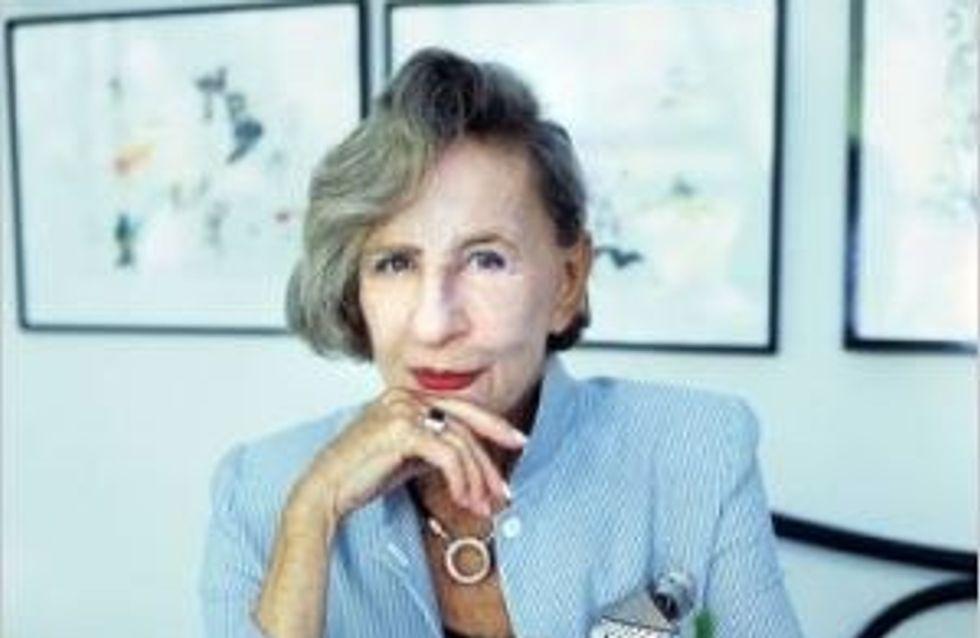 Fallece Andrée Putman, la reina del diseño francés